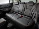 Фото авто Subaru XV 2 поколение, ракурс: задние сиденья