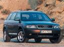 Фото авто Audi Allroad 4B/C5, ракурс: 315