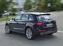 Фото авто Audi SQ5 8R, ракурс: 135 цвет: синий