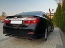 Фото авто Toyota Camry XV50, ракурс: 225 цвет: черный