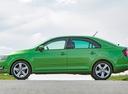 Фото авто Skoda Rapid 3 поколение [рестайлинг], ракурс: 90 цвет: зеленый