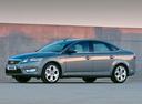 Фото авто Ford Mondeo 4 поколение, ракурс: 90 цвет: серый