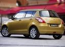 Фото авто Suzuki Swift 4 поколение [рестайлинг], ракурс: 135 цвет: желтый