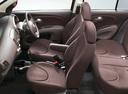 Фото авто Nissan March K12 [2-й рестайлинг], ракурс: сиденье