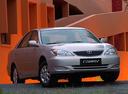 Фото авто Toyota Camry XV30, ракурс: 315 цвет: серебряный