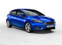 Фото авто Ford Focus 3 поколение [рестайлинг], ракурс: 315 - рендер цвет: синий