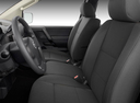 Фото авто Nissan Titan 1 поколение [рестайлинг], ракурс: сиденье