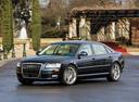 Фото авто Audi A8 D3/4E [2-й рестайлинг], ракурс: 45