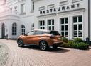 Фото авто Nissan Murano Z52, ракурс: 135 цвет: оранжевый