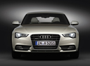 Фото авто Audi A5 8T [рестайлинг],  цвет: бежевый