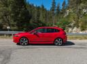 Фото авто Subaru Impreza 5 поколение, ракурс: 90 цвет: красный