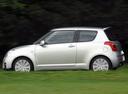 Фото авто Suzuki Swift 3 поколение, ракурс: 90