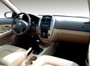 Фото авто Kia Cerato 1 поколение [рестайлинг], ракурс: торпедо