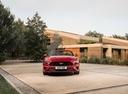 Фото авто Ford Mustang 6 поколение [рестайлинг],  цвет: красный