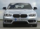 Фото авто BMW 1 серия F20/F21 [рестайлинг],  цвет: серебряный