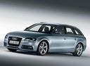 Фото авто Audi A4 B8/8K, ракурс: 45 цвет: голубой