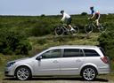 Фото авто Opel Astra H, ракурс: 90