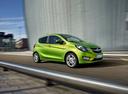 Фото авто Opel Karl 1 поколение, ракурс: 315 цвет: салатовый