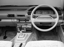 Фото авто Nissan Gazelle S12, ракурс: рулевое колесо
