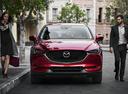 Фото авто Mazda CX-5 2 поколение,  цвет: красный