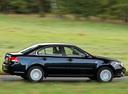Фото авто Kia Magentis 2 поколение [рестайлинг], ракурс: 270 цвет: черный
