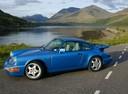 Фото авто Porsche 911 964, ракурс: 45