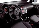 Фото авто SEAT Altea 1 поколение, ракурс: торпедо
