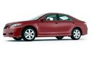Фото авто Toyota Camry XV40, ракурс: 45 цвет: красный