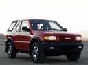 Фото авто Isuzu Amigo 2 поколение, ракурс: 45