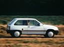 Фото авто Opel Corsa A [2-й рестайлинг], ракурс: 270
