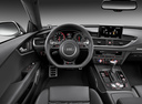 Фото авто Audi RS 7 4G, ракурс: торпедо