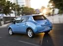 Фото авто Nissan Leaf 1 поколение, ракурс: 135