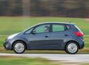 Фото авто Kia Venga 1 поколение [рестайлинг], ракурс: 90 цвет: синий