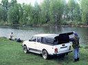 Фото авто ВАЗ (Lada) 4x4 1 поколение [рестайлинг], ракурс: 135 цвет: белый