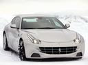 Фото авто Ferrari FF 1 поколение,  цвет: белый