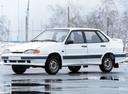 Фото авто ВАЗ (Lada) 2115 1 поколение, ракурс: 45 цвет: белый