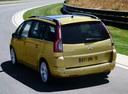 Фото авто Citroen C4 Picasso 1 поколение, ракурс: 135 цвет: золотой
