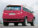 Фото авто BMW X5 E53, ракурс: 225 цвет: вишневый