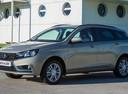 Фото авто ВАЗ (Lada) Vesta 1 поколение, ракурс: 45 цвет: бежевый