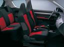 Фото авто Suzuki Swift 3 поколение, ракурс: сиденье