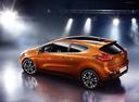 Фото авто Kia Cee'd 2 поколение, ракурс: 90 цвет: оранжевый