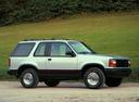 Фото авто Ford Explorer 1 поколение, ракурс: 270