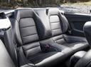Фото авто Ford Mustang 6 поколение, ракурс: задние сиденья