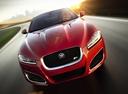 Фото авто Jaguar XF X250 [рестайлинг],  цвет: красный