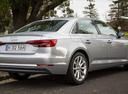 Фото авто Audi A4 B9, ракурс: 225 цвет: серебряный