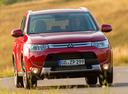 Фото авто Mitsubishi Outlander 3 поколение [рестайлинг],  цвет: красный