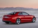 Фото авто Audi RS 5 8T [рестайлинг], ракурс: 225 цвет: красный