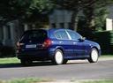 Фото авто Nissan Almera N16 [рестайлинг], ракурс: 225 цвет: синий