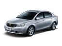 Фото авто Geely Emgrand EC7 1 поколение, ракурс: 45 цвет: серебряный