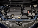 Фото авто Toyota Sienna 3 поколение, ракурс: двигатель